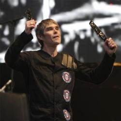 Ian Brown from The Stone Roses