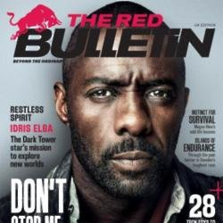 Idris Elba for The Red Bulletin