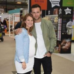Izzy and Harry Judd