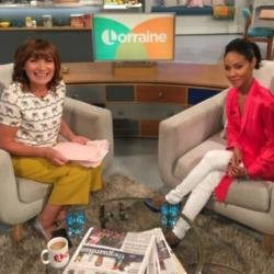 Jada Pinkett Smith on Lorraine