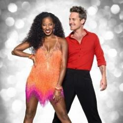 Jamelia and Tristan MacManus