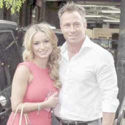 Ola and James Jordan