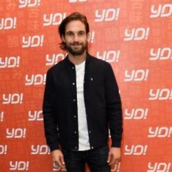 Jamie Jewitt at the YO! 20th anniversary at their new restaurant opening in London's Tottenham Court Road