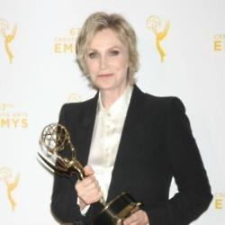 Jane Lynch wins