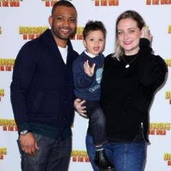 JB Gill and his family