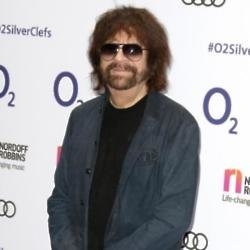 Jeff Lynne at the Nordoff Robbins O2 Silver Clef Awards