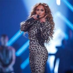 Jennifer Lopez at Super Saturday Night Show