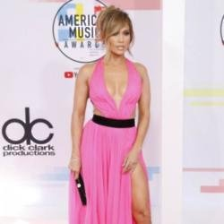 Jennifer Lopez at American Music Awards 2018