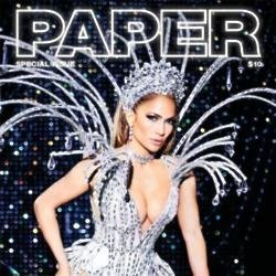 Jennifer Lopez for Paper magazine