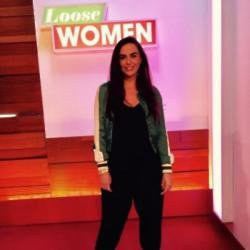 Jennifer Metcalfe on Loose Women