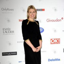 Jenny Packham at the Fifi UK Fragrance Awards