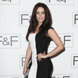 Jessica Lowndes at FF fashion show