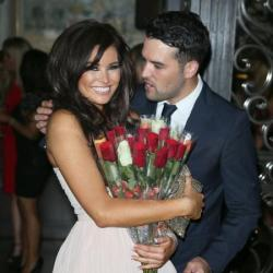 Ricky Rayment and Jess Wright