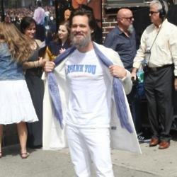 Jim Carrey returning to TV