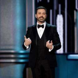 Jimmy Kimmel jokes about Oscar gaffe