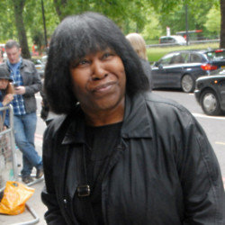 Joan Armatrading at the 2017 Ivor Novello Awards