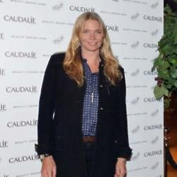 Jodie Kidd at the Caudalie boutique launch