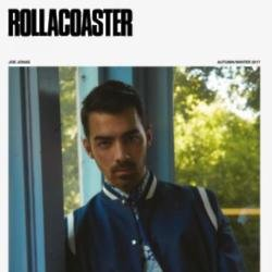 Joe Jonas in Rollercoaster magazine
