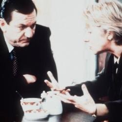 John Benfield and Dame Helen Mirren in Prime Suspect