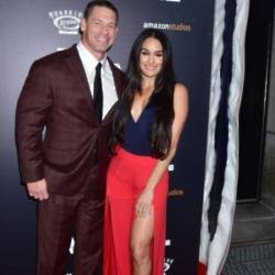 John Cena and Nikki Bella