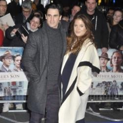 Joshua 'JP' Patterson and Binky Felstead