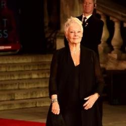 Judi Dench and Johnny Depp attend WRONG premiere?