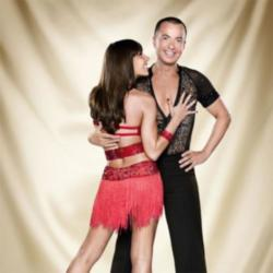 Janette Manrara and Julien Macdonald