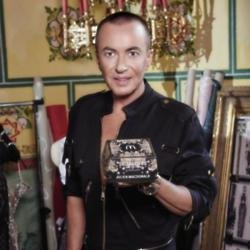 Julien Macdonald  and the McDonald's bespoke box