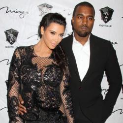 Kanye West and Kim Kardashian to Duet