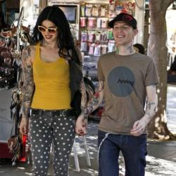 Deadmau5 and Kat Von D