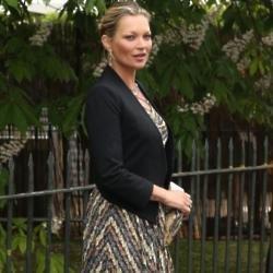 Kate Moss reveals beauty secret
