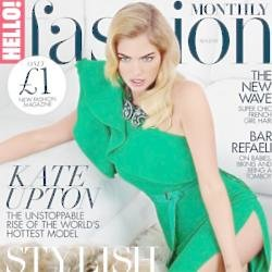 Kate Upton in HELLO! Fashion Monthly