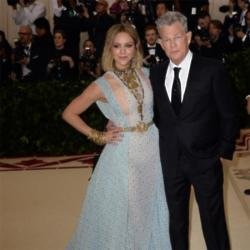 Katharine McPhee Foster and David Foster