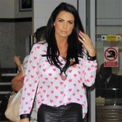 Katie Price expecting ghosts in new mansion