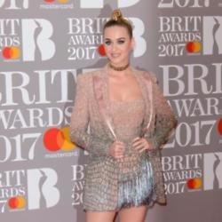 Katy Perry at the BRIT Awards