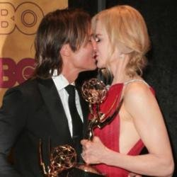 Keith Urban and Nicole Kidman at the Emmys