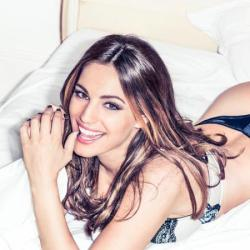 Kelly Brook for New Look: Valentine's Day Lingerie