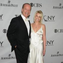 Kelsey Grammer and wife Kayte