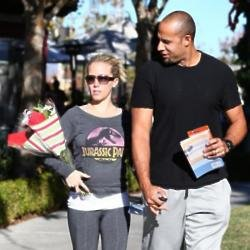 Kendra Wilkinson Baskett and Hank Baskett
