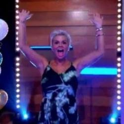 Kerry Katona on Loose Women (c) Twitter