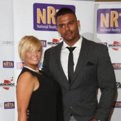 Kerry Katona and George Kay