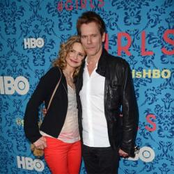 Kevin Bacon and wife Kyra Sedgwick