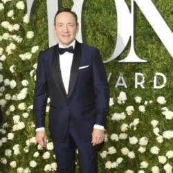 Kevin Spacey at the Tony Awards