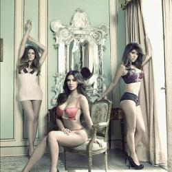 The Kardashian Kollection has just launched in the UK this week