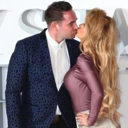 Kieran Hayler and Katie Price