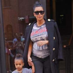 Kim Kardashian West's daughter wants to be a YouTube star