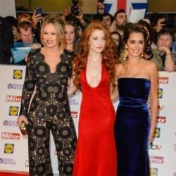 Kimberley Walsh, Nicola Roberts and Cheryl Tweedy