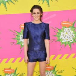Kristen Stewart wears London-based designer Osman