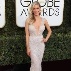 Kristin Cavallari at the 2017 Golden Globe Awards