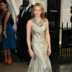 Kylie Minogue in Stella McCartney